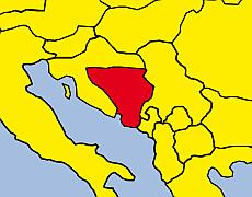 Karte Bosnien und Herzegowina